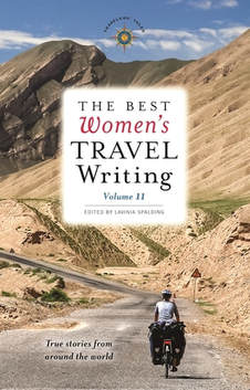 book cover of The Best Women's Travel Writing 2017
