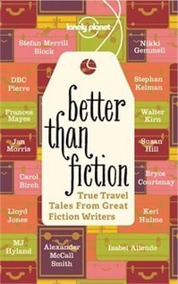 book cover of Better Than Fiction
