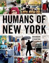 book cover of Humans of New York