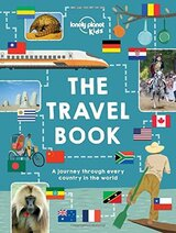 book cover to the Lonely Planet Kids - The Travel Book