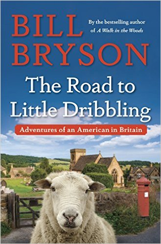 book cover of The Road to Little Dribbling